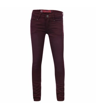 Blue Rebel Mädchen Jeans Pyrope ultra skinny fit redwood
