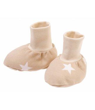 Zewi bébé-jou Baby Finkli Stars beige Stars