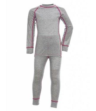 Rukka Kinder Thermounterwäsche Lalino virtual pink