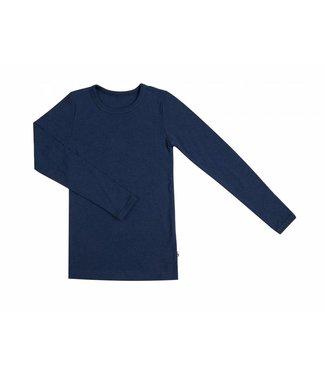 Woolami Attelas Langarmshirt moonlight blue