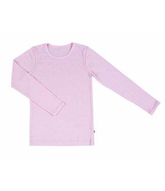 Woolami Attelas Langarmshirt powder pink