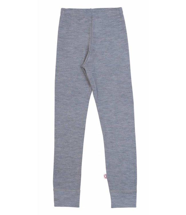 Woolami Attelas Leggings platinium grey
