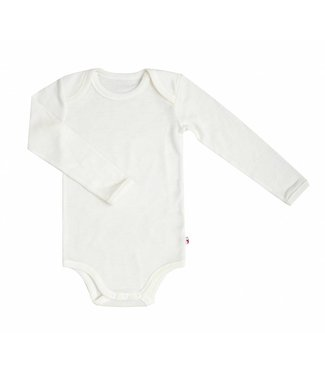Woolami Medran Baby Body pearl white