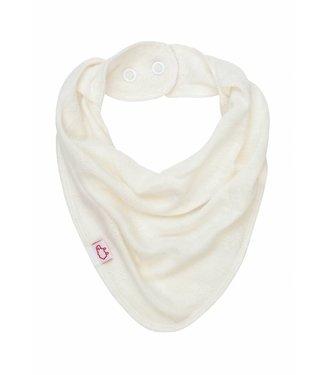 Woolami Esserts Baby Schal pearl white