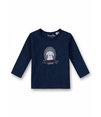 Sanetta Fiftyseven Baby Jungen Shirt blau
