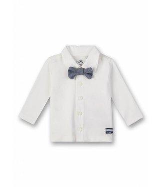 Sanetta Fiftyseven Baby Jungen-Hemd weiss