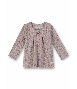 Sanetta Fiftyseven Baby Mädchen-Shirt langarm Blumen