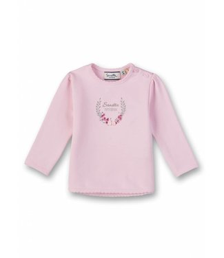Sanetta Fiftyseven Baby Mädchen-Pullover rosa
