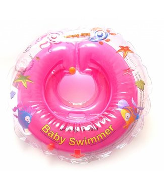 Baby Swimmer Badering pink 6 - 36 kg