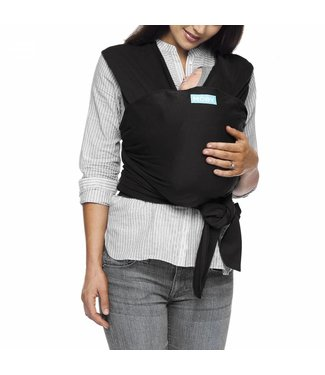Moby Wrap Tragetuch Classic black