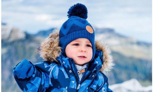 Kinder Wintermützen