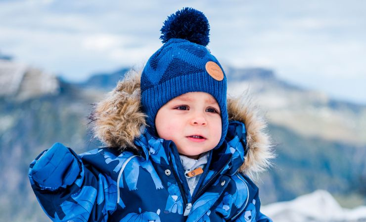 Kinder Mützen Winter