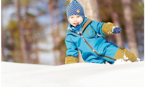 Skianzug Kinder