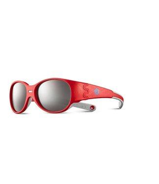 Julbo Kindersonnenbrille Domino rot/grau