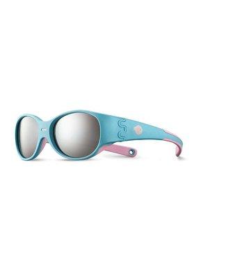 Julbo Kindersonnenbrille Domino blau/rosa