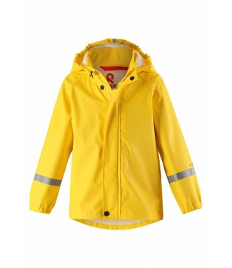 Reima Kinder Regenjacke Lampi yellow