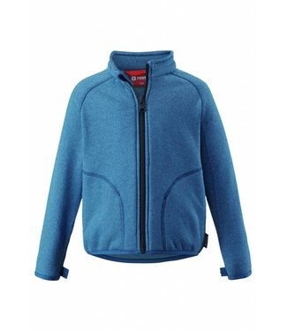 Reima Kinder Fleecejacke Klippe dark denim