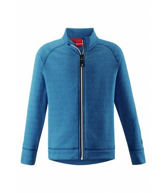 Reima Kinder Sweatjacke Lejr dark denim