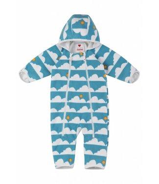 Reima Baby Windfleece Overall Tihi soft turquoise