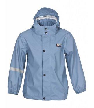 Rukka Kinder Regenjacke Joshi blue shadow