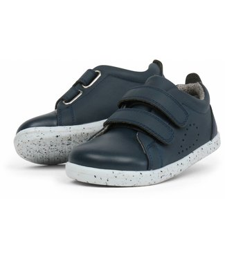 Bobux Kinderschuh I-Walk grass Court navy