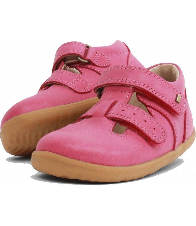 Bobux Babyschuh Jack and Jill pink