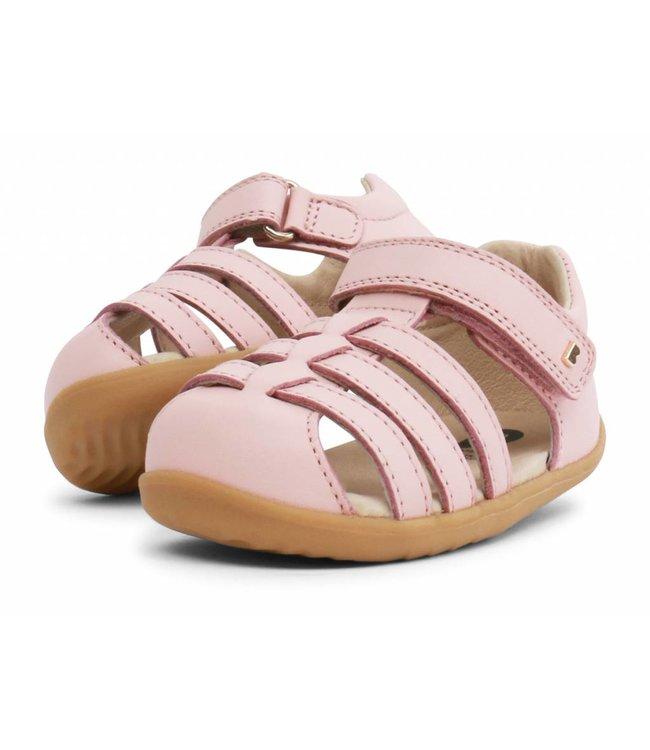 Bobux Baby Sandale Jump seashell pink