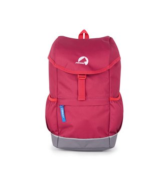 Finkid REPPU Kinderrucksack persian red/red