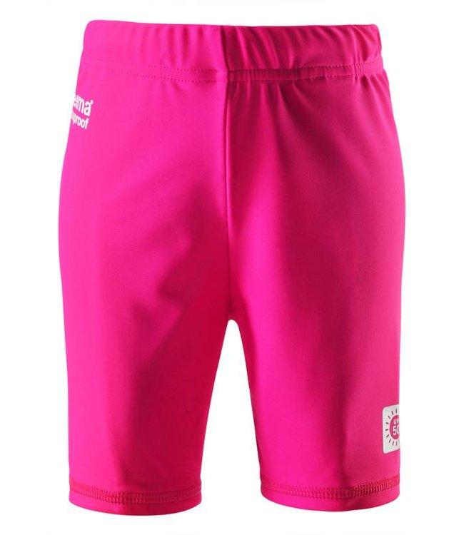 Reima Badehose Hawaii fresh pink