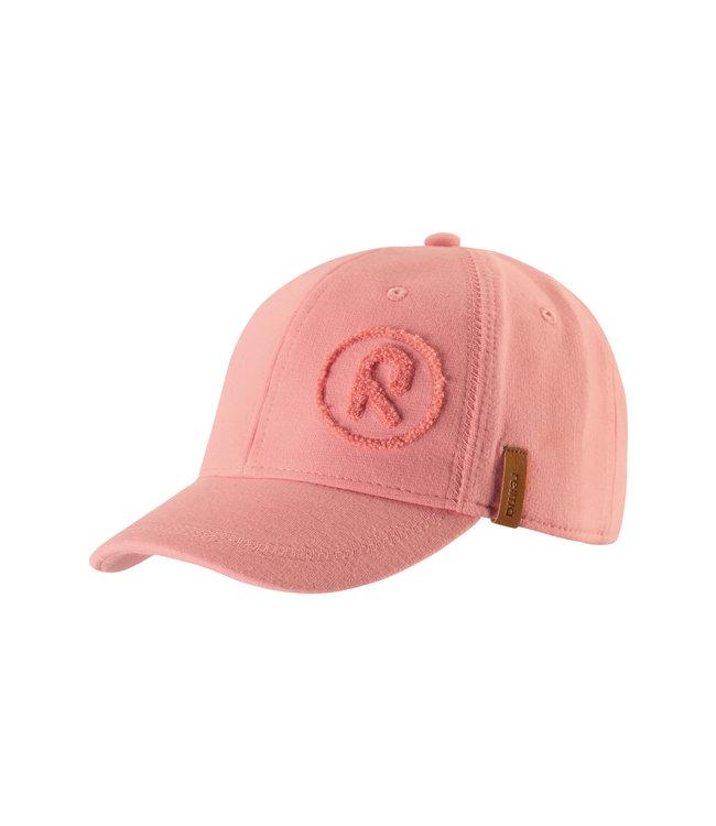 Reima Kinder Cap Lykke coral pink