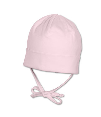 Sterntaler Baby Übergangsmütze rosa