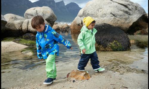 Kinder Regenjacken & Allwetterjacken