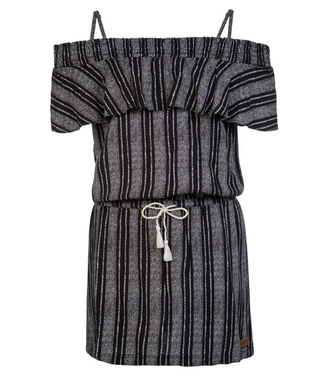 Protest Mädchen Kleid Deanne true black