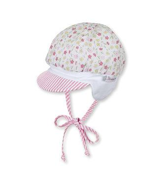 Sterntaler Baby Ballonmütze weiss