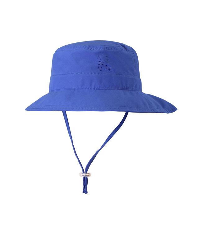 Reima Kinder Sonnenhut Tropical blue
