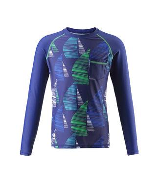 Reima Kinder Sonnenschutz T-shirt Bay navy blue