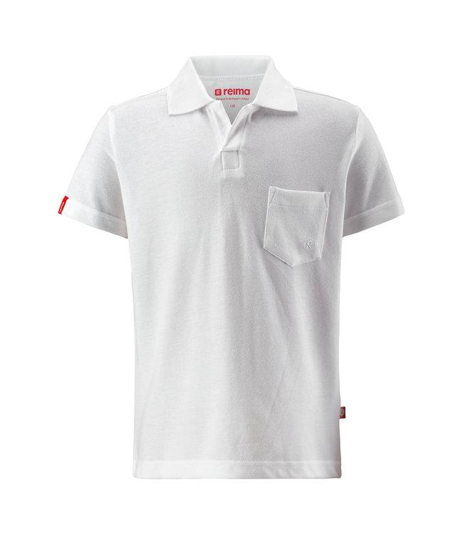 Reima Kinder T-shirt Kanootti white