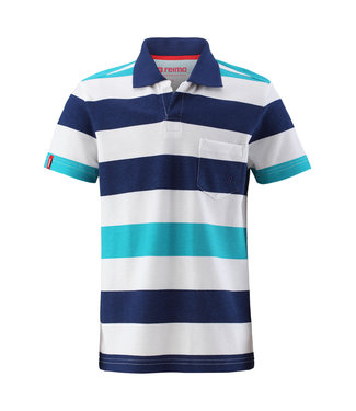 Reima Kinder T-shirt Kanootti navy blue