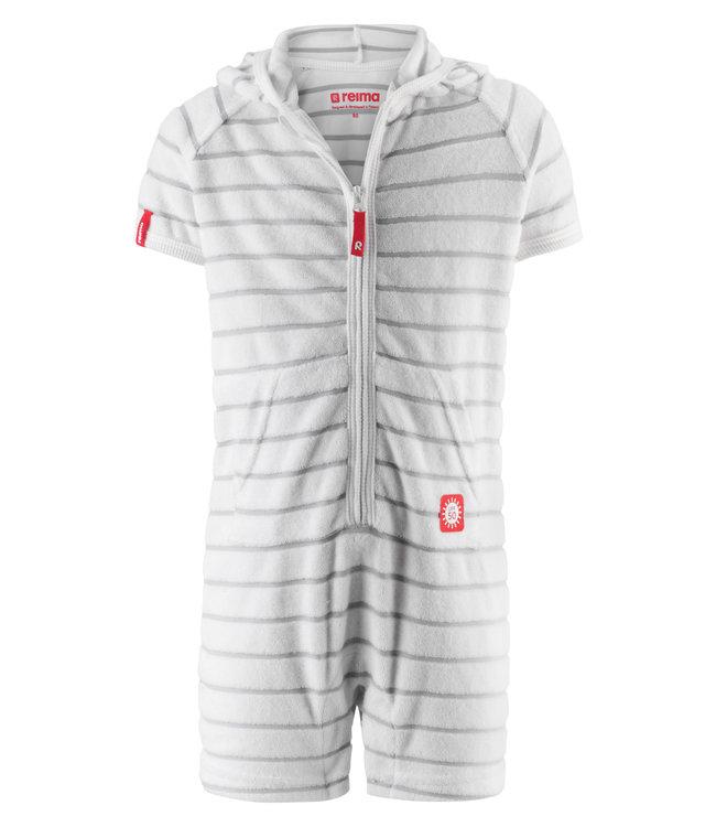 Reima Kleinkinder Sonnenschutz Anzug Oahu white