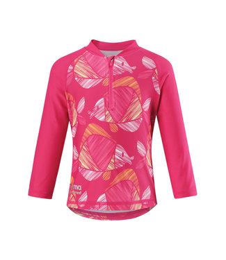 Reima Kleinkinder Sonnenschutz T-Shirt Tuvalu candy pink