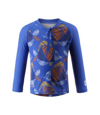Reima Kleinkinder Sonnenschutz T-Shirt Tuvalu blue