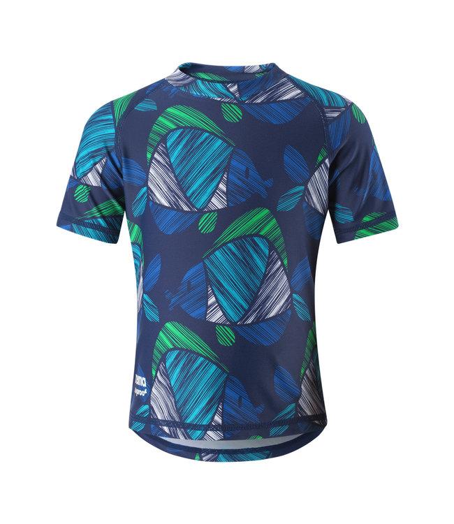Reima Kleinkinder Sonnenschutz T-shirt Azores navy blue