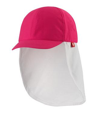 Reima Kinder Sonnenschutz Hut Tropisk candy pink