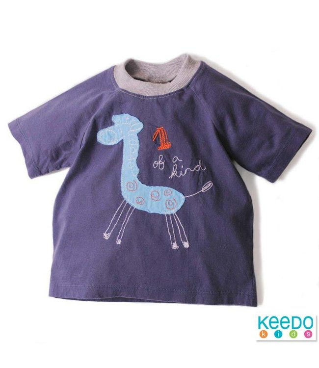 Keedo One of a Kind T-Shirt misty navy