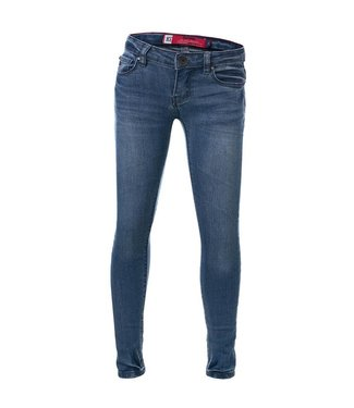 Blue Rebel Mädchen Jeans Copal art wash