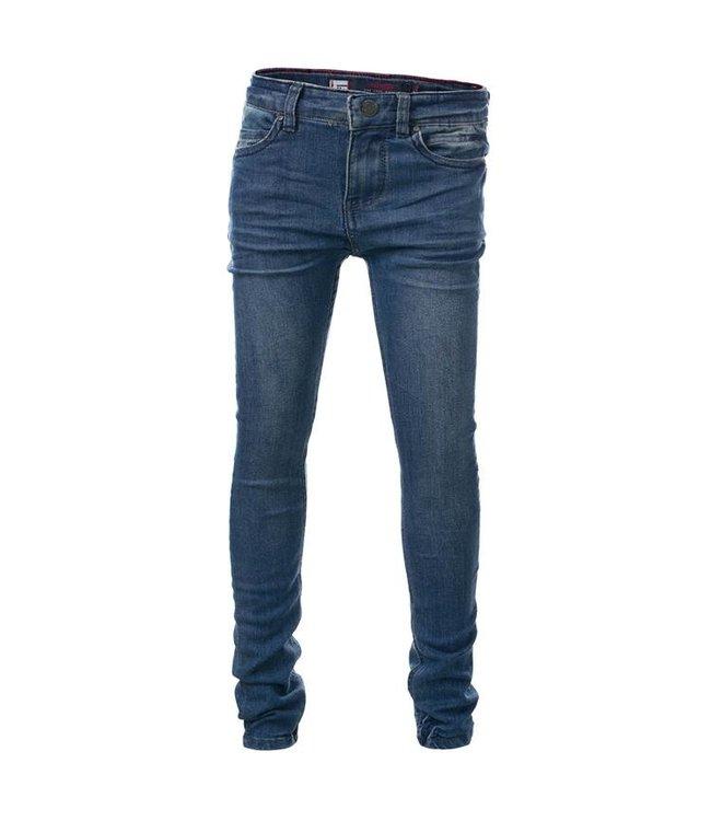 Blue Rebel ungen Jeans Tile art wash