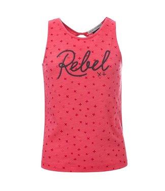 Blue Rebel Mädchen Singlet hibiscus