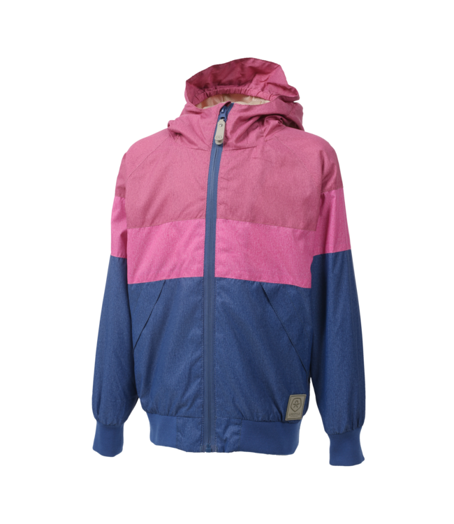 Color Kids Kinderjacke Noor malaga rose