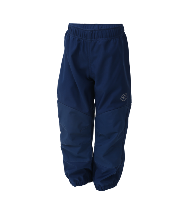 Color Kids Softshell Hose Vonga estate blue