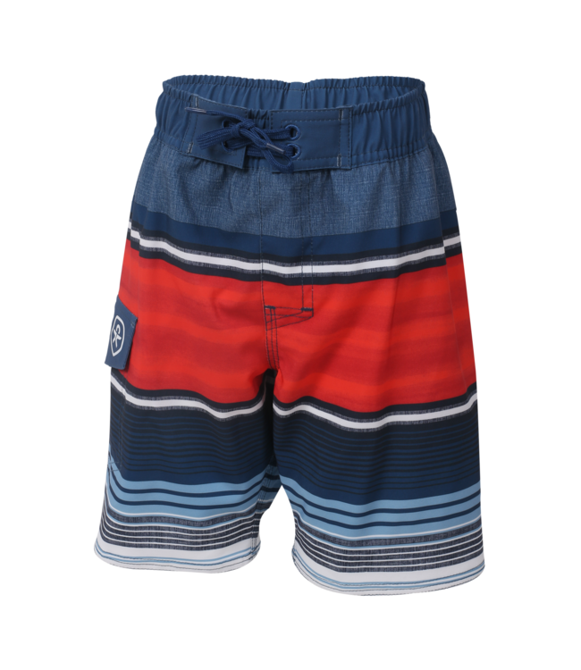 Color Kids Badeshorts Eske orange